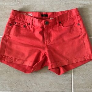 JCrew Jean Shorts Sz 4